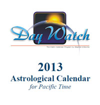 Free Astrological Calendars