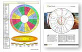 Freee Designer Birth Chart Wheel included with Daywatch Calendar